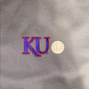 adidas Shirts - Adidas Kansas University Crew Sweatshirt Sz 2XL